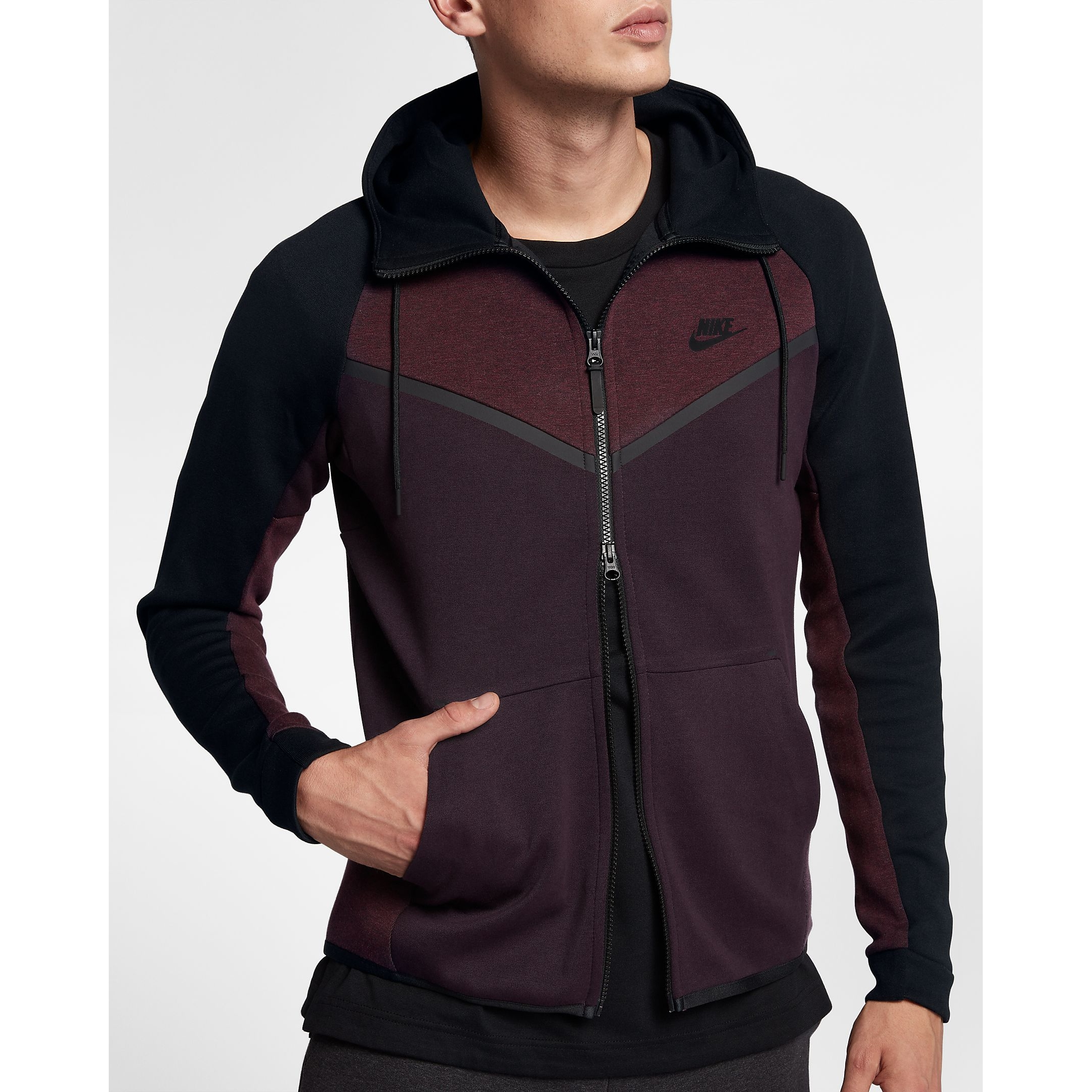 nike tech fleece uomo
