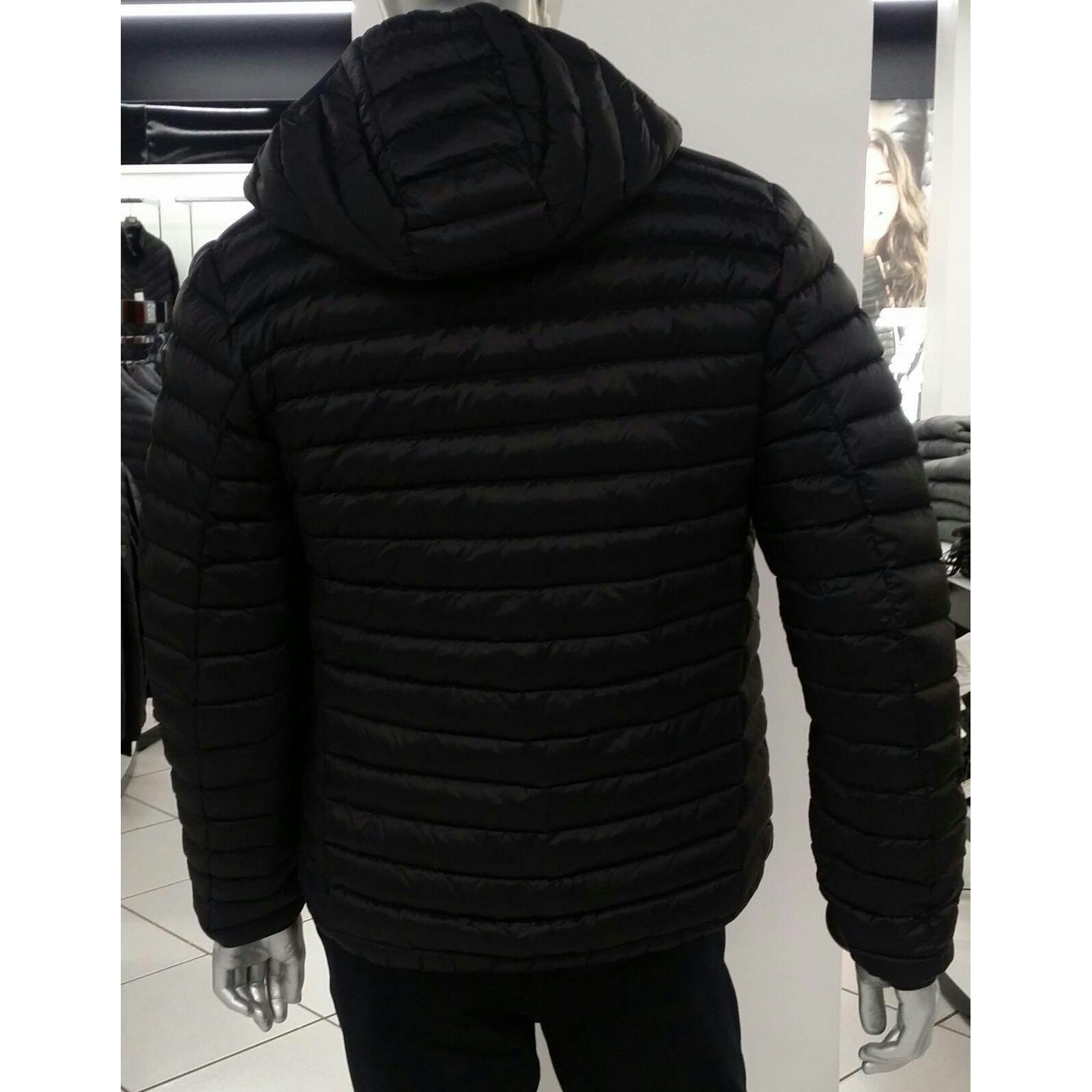 buy online 44016 01d4d Hanko Ciesse Piumini Piumino Abbigliamento Uomo Nero Outdoor ...