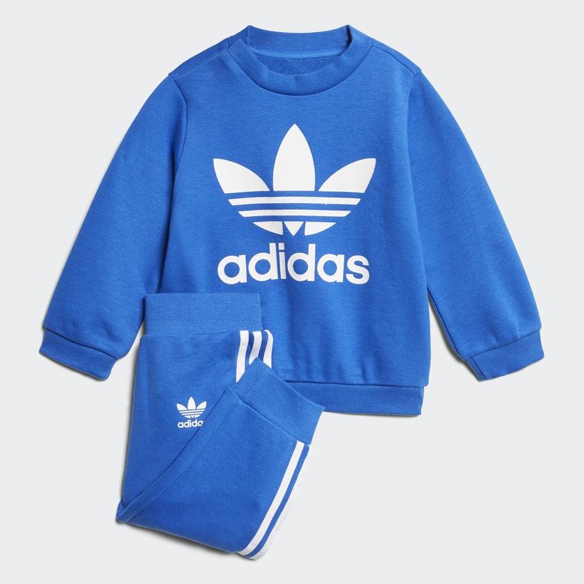 b8d384e3cd69 Home · Abbigliamento · Tuta · Tuta Bambino Adidas Trefoil Crew. LOADING  IMAGES