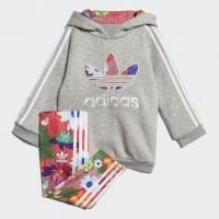 adidas bambina fiori