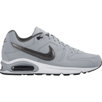 0218 SC MAN AIR MAX COMMAND PELLE GRIGIA